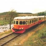 Bm 89 motorvogner vest for Kalberghølen