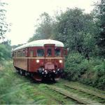 Motorvogn ved Stokkalandsvatnet 1998