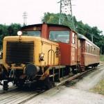 Stokkeland 1995 (Foto: Einar Undal)