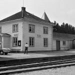 Ålgård 1963 (Foto: Ulf Berntsen)