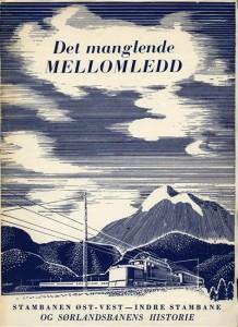 Prospekt Indre stambane 1952