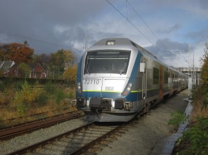 Med politisk gjennomslag fra Gjesdalpolitikerne kan dette toget komme til Ålgård om få år.