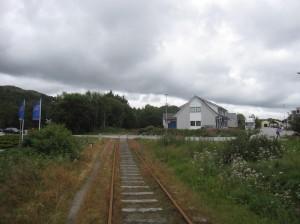 Første stasjon fra Ålgård? Tom Kalsås foreslår stasjon med parkeringsanlegg på Opstad sentralt ved Kongeparken og E39.