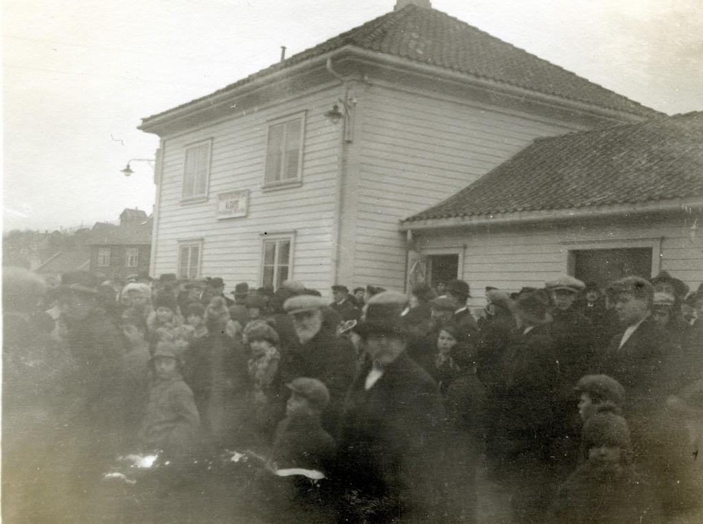 Foto ukjent - NSB arkivet - Statsarkivet i Stavanger - SAS-1995-05-p691.