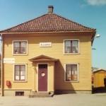 Ålgård stasjon 1983