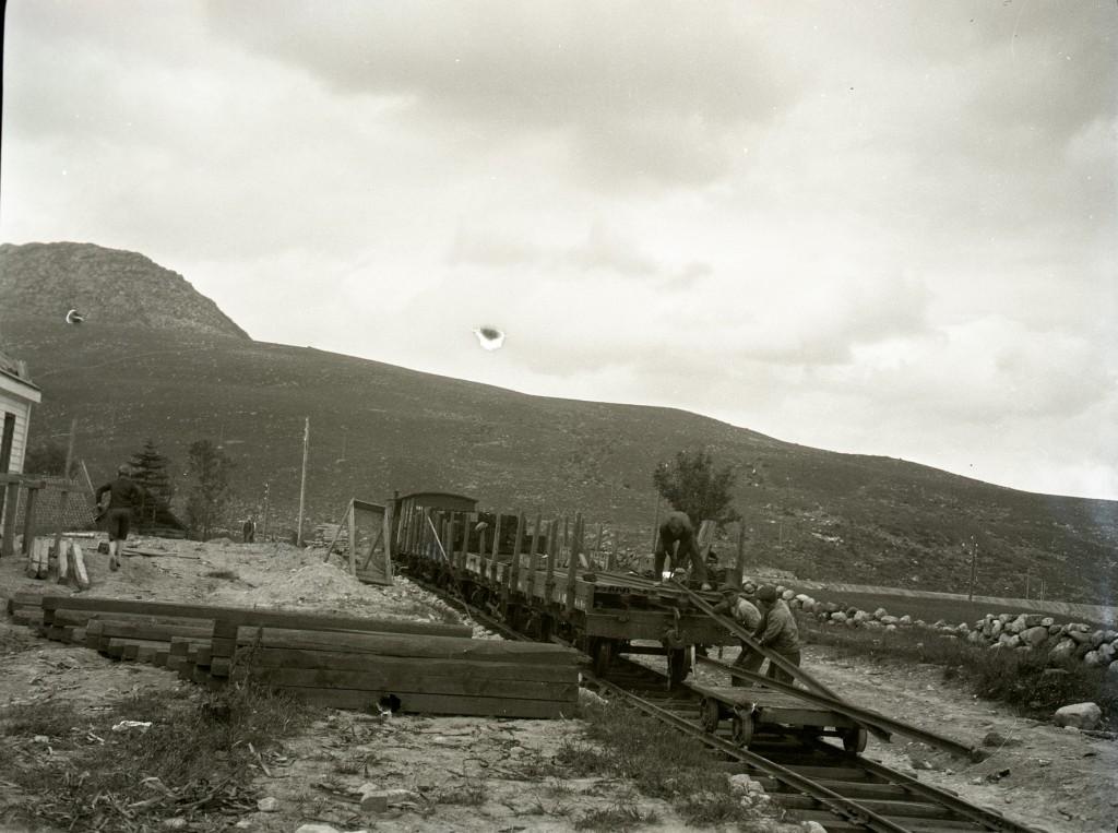 Foto ukjent - NSB arkivet - Statsarkivet i Stavanger - SAS-1995-05269