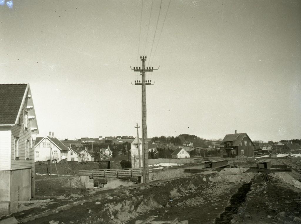 Foto ukjent - NSB arkivet - Statsarkivet i Stavanger - SAS-1995-05-297