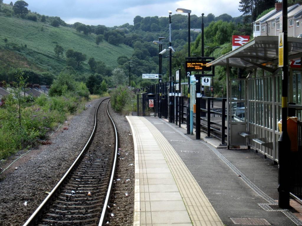 Llanhilleth stasjon