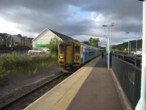Newbridge stasjon