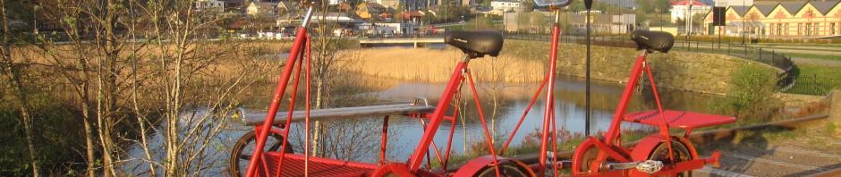 Tandemdresin på Ålgård